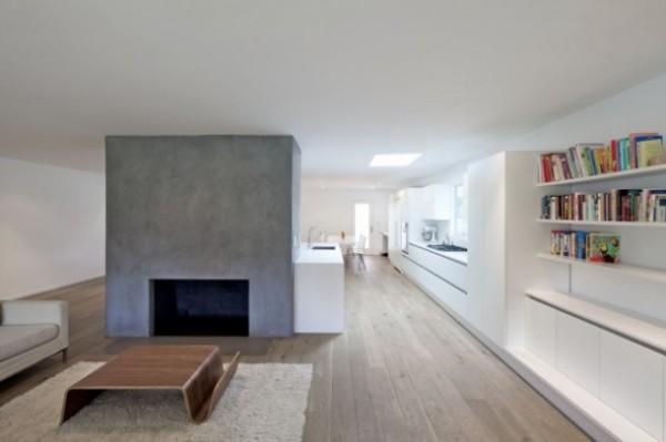 h2a 600x399 Hayvenhurst House Remodel by Dan Brunn