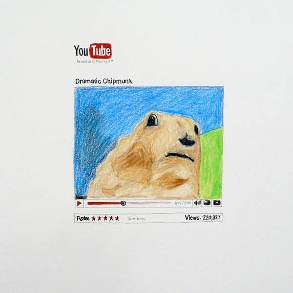 260 YouTube Drawings