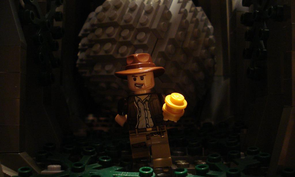 l3z6 LEGO movie and music scenes by Alex Eylar