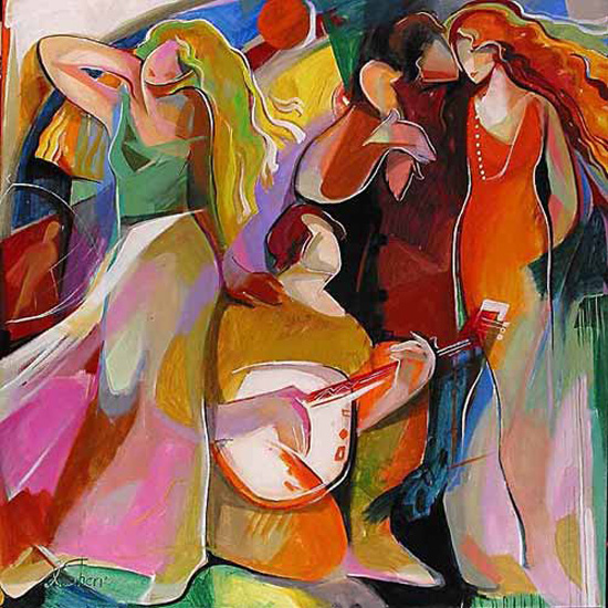 unnamed s9xfzles Love of life in paintings by Irene Sheri