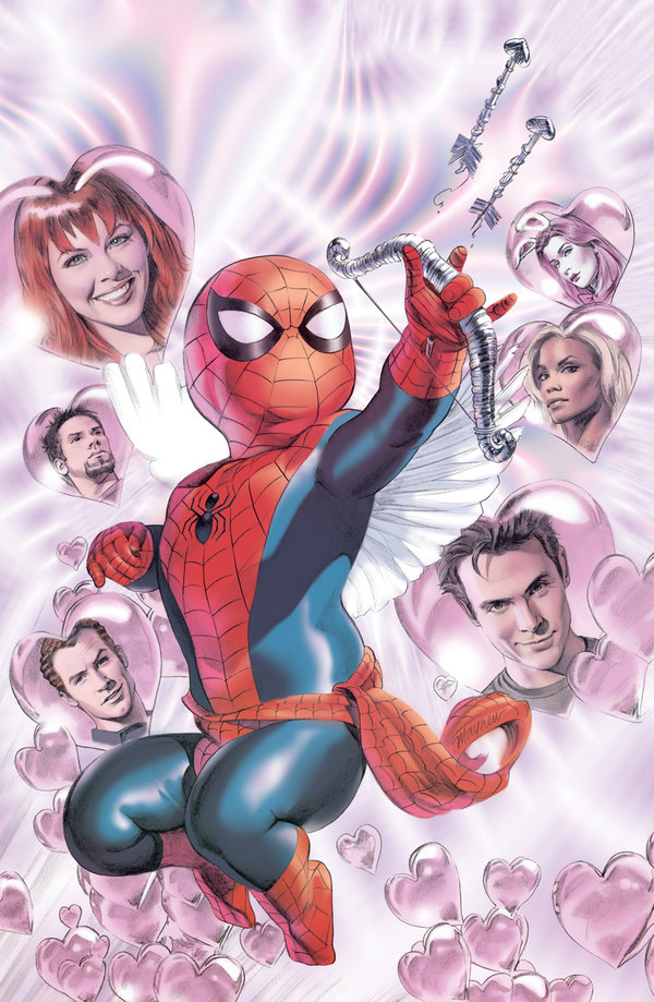 Spider Man 605 Cover Art by mikemayhew great comic art
