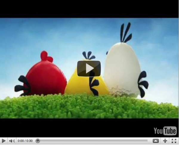 angry birds ads  600x486 New Amazing Samsung Galaxy Ace Ad with Angry Birds 3D