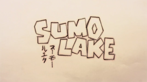 sumo lake 1 600x335 The Swan Lake illustrated by Sumo