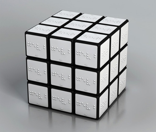 tumblr lkqbdskbZU1qa5rnho1 500 Braile Rubiks Cube