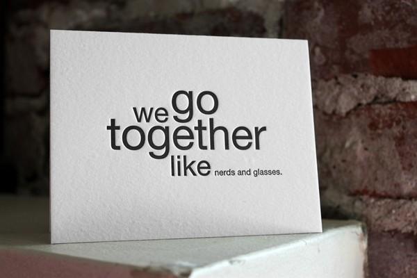 wegotogetherlike 5 we go together like...