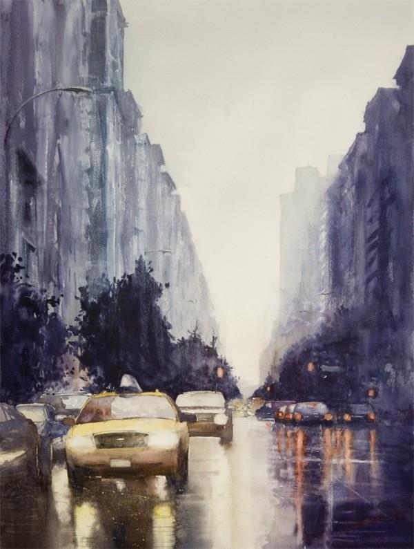395409 600x794 Minh Dam Paintings