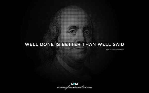 BenjaminFranklin Wallpapers with Famous Quotes