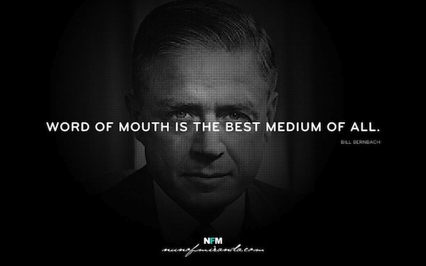 BillBernbach03 Wallpapers with Famous Quotes