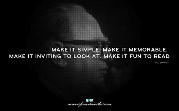 LeoBurnett Wallpapers with Famous Quotes