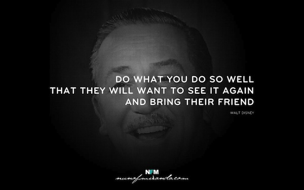 WaltDisney Wallpapers with Famous Quotes