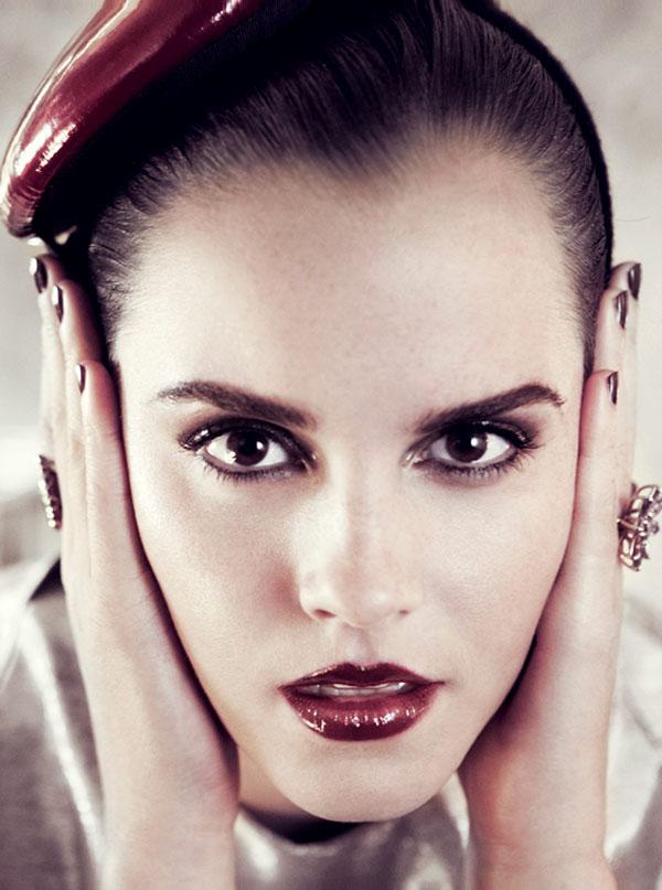 emma watson vogue us july. Emma Watson by Mario Testino