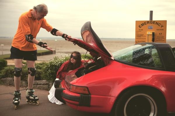porsce00 85 Porsche 911 quirky viral campaign