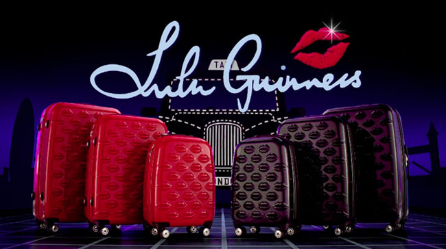 627 Lulu Guinness The World is your Oyster | Dir: Vicky Mather