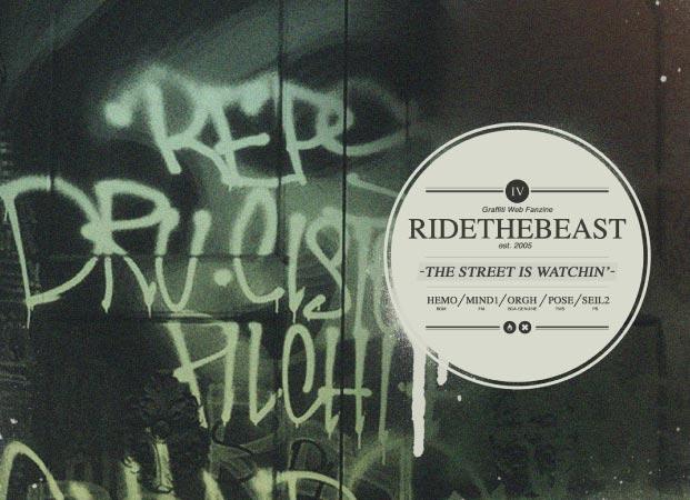 Ride the Beast #4