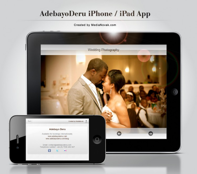 adebayoderu 1 blog 750x662 New iPhone/Mobile Website Release @MediaNovak