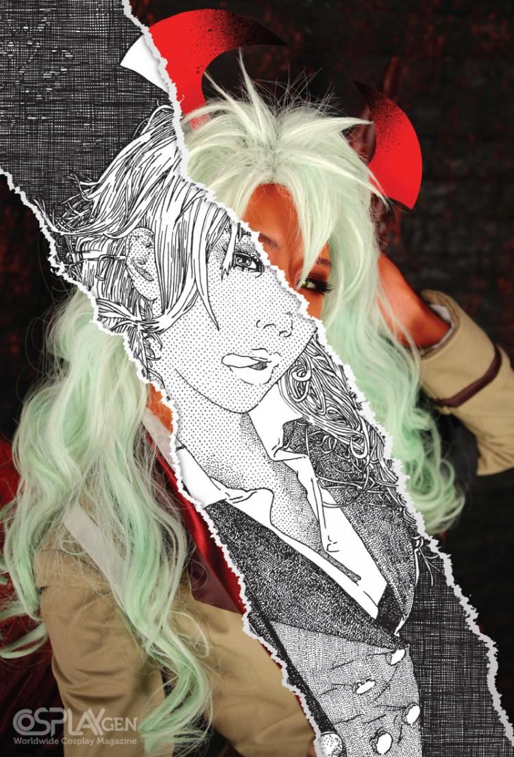 cosplaygen tasha 750x1103 Cosplay Gen #03 Cards