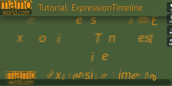 expressiontimeline  acfv4rgdwx Ultimate Collection of Resources for After Effects Expressions