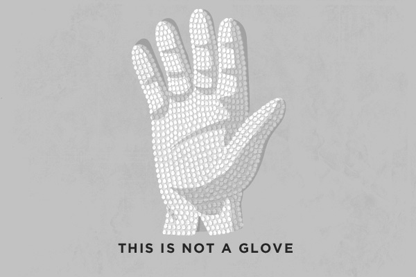 glove EveryGuyed x Moxy Creative House Present Treachery of Style