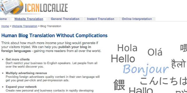 icanlocalize translator 41203gaoku 10 Useful Translation Plugins For WordPress