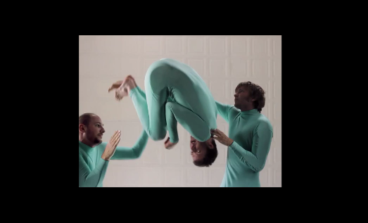 ok go All Is Not Lost 1 An interactive HTML 5 music video for the new OK Go x Pilobolus !!