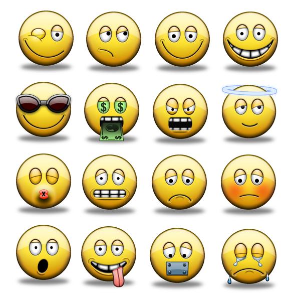 original smileys xa4ii1nreq 90 Really Useful Texting Symbols