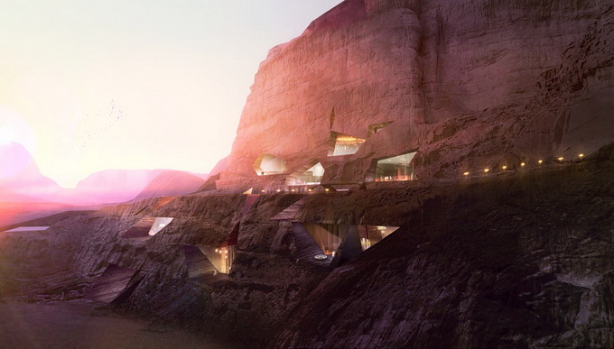 Wadi Rum Resort: A Hotel Carved in Rock