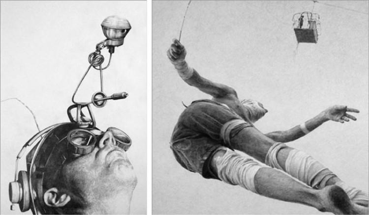 09 0403 paintings2 750x438 Ethan Murrow Drawings