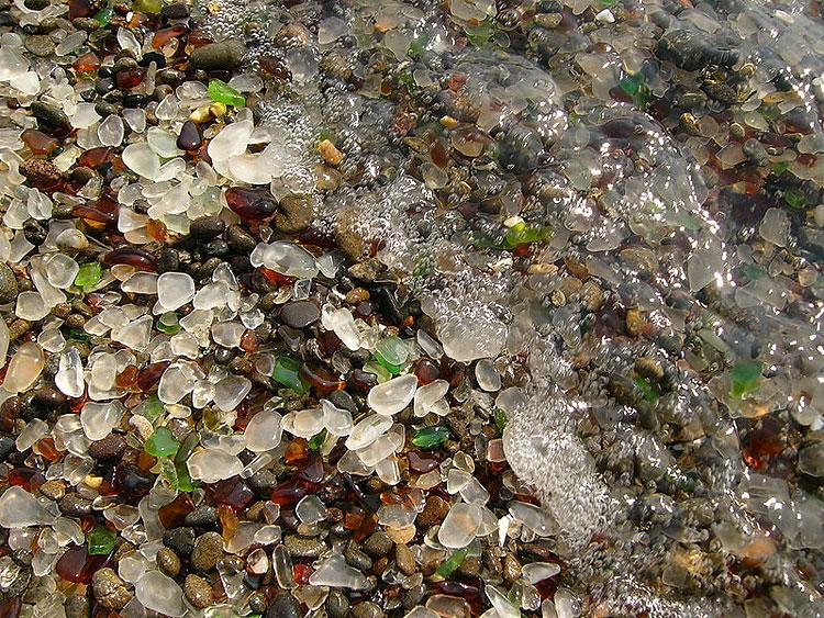 160 Glass Beach