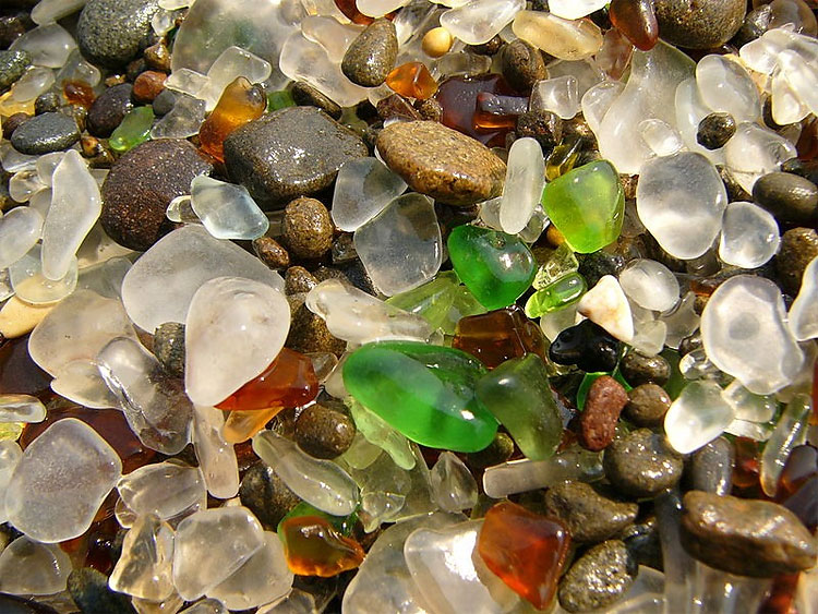 235 Glass Beach