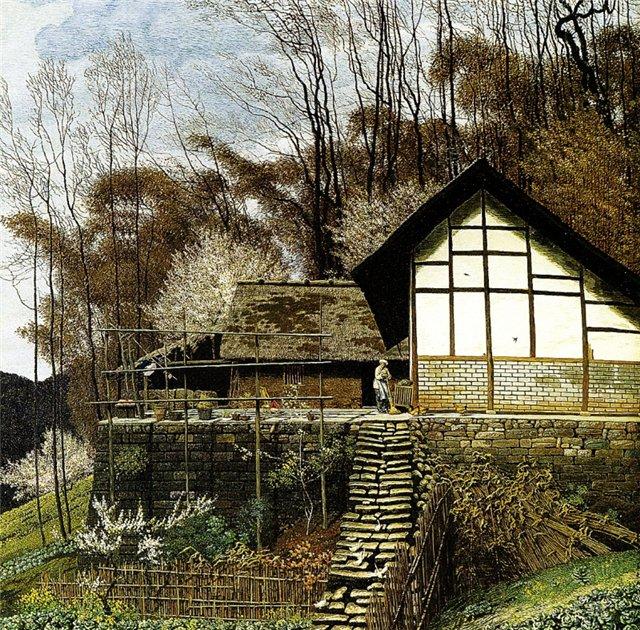 4138211 Jian Chong Min Landscape Paintings