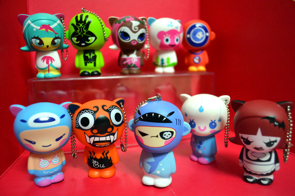 Koolbyandfriends toys 1000s kumhee Bu6 Bu toydesign for koolby and friends 4