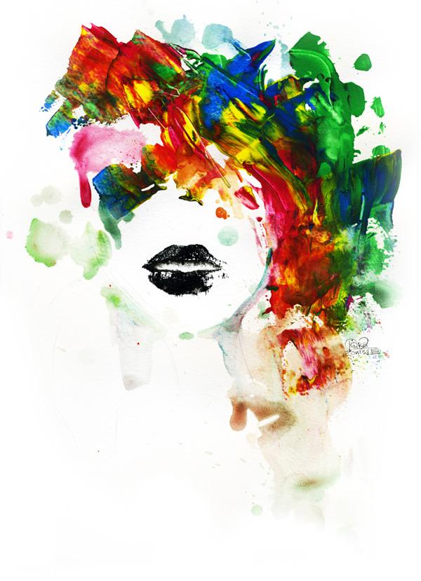 black lips by lora8 d3el3jg Lora Zombee