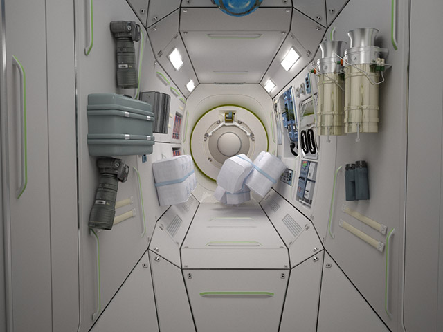 int 4 Space Vacation   Orbiting Hotel Ready For Guests by 2016