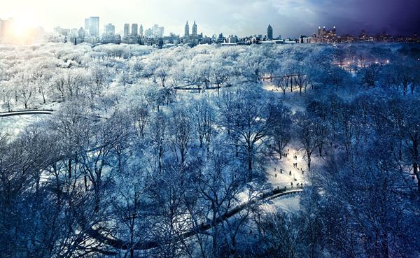 newyork daytonight 04 New York City from Day to Night (One Frame Photography)