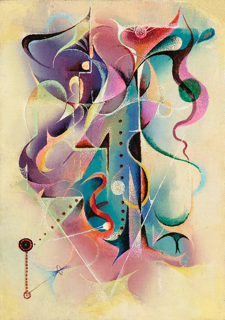 roz son Fabulous works of Givi Siproshvili