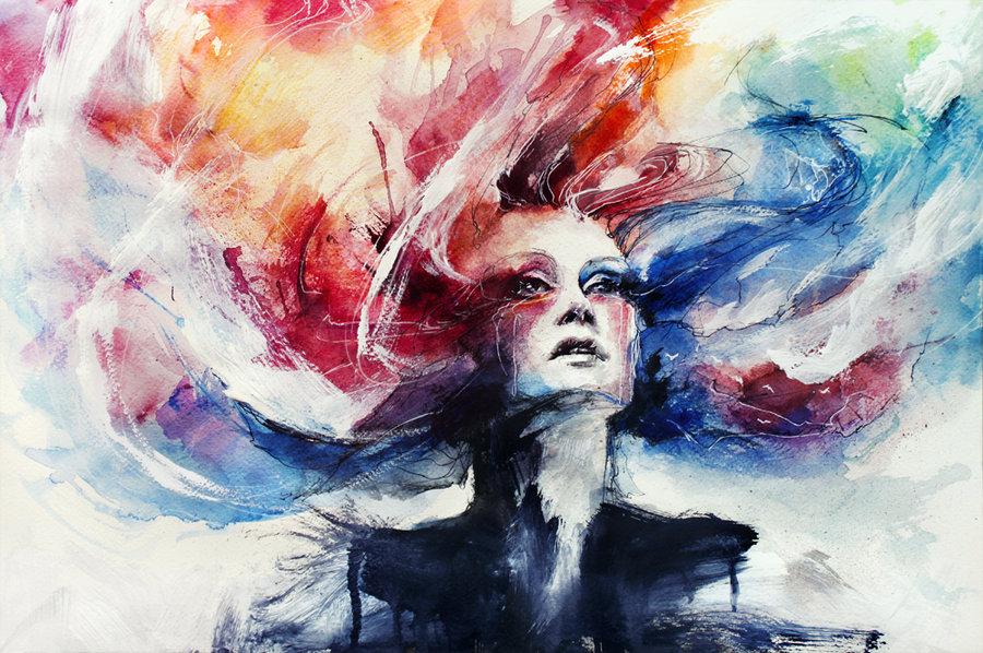 sp5a Silvia Pelissero paintings