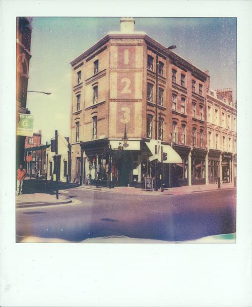 1012 Francesco Basile (Polaroid SX 70)