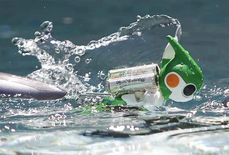 1118 Japan Robot to Attempt Hawaii Triathlon