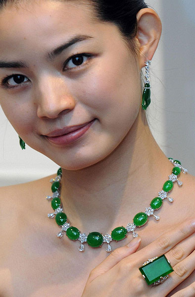 1169 Sotheby to Hold Magnificent Jewels and Jadeite Sale