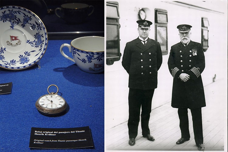 1196 Rare Pictures, Artifacts of Titanic Exhibited Ahead of 100th Year of its Sinking