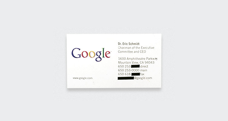 10 business cards of the 10 famous people design you trustdesign addthis sharing buttons colourmoves