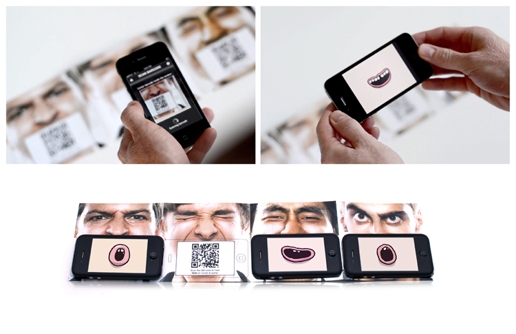 Jive Talk | Adv QR codes - Feel Desain | your daily dose of
