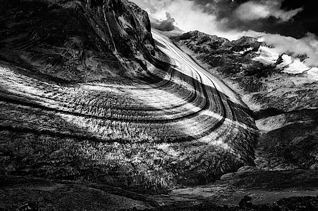aletsch glacier Marcel Dykiert