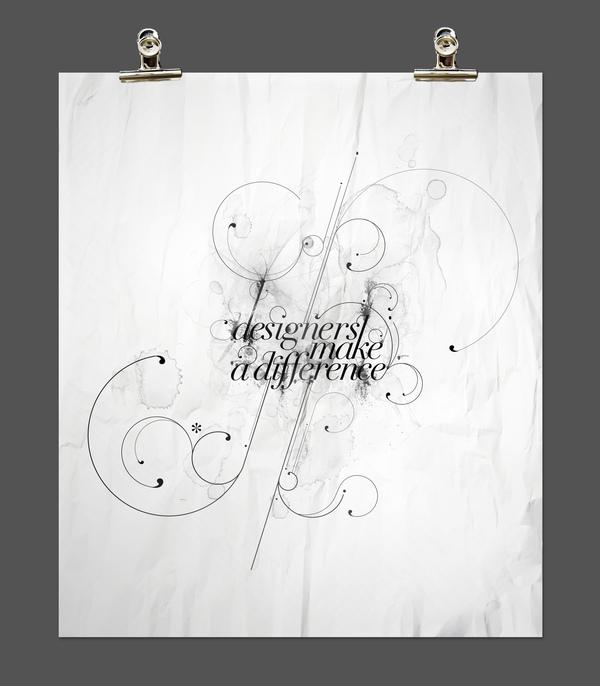 nk4b Typography by Narani Kannan