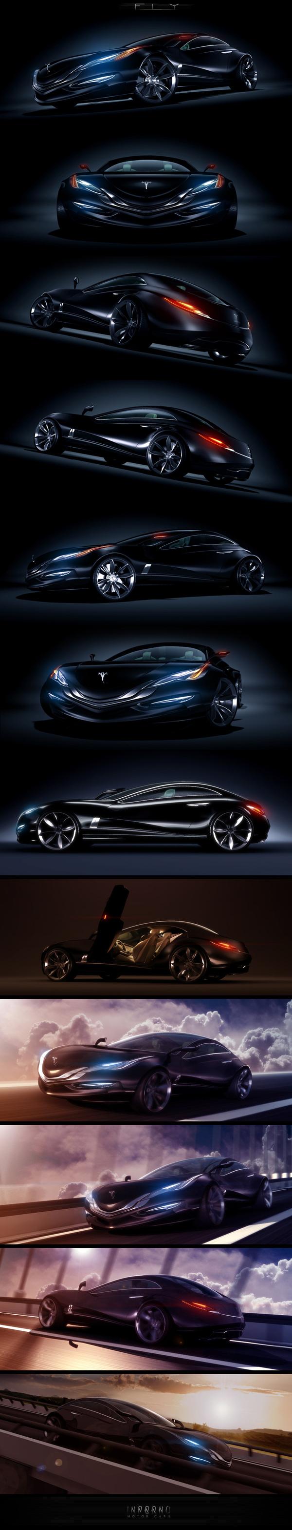 pc7e Automotive design by Piotr Czyzewski