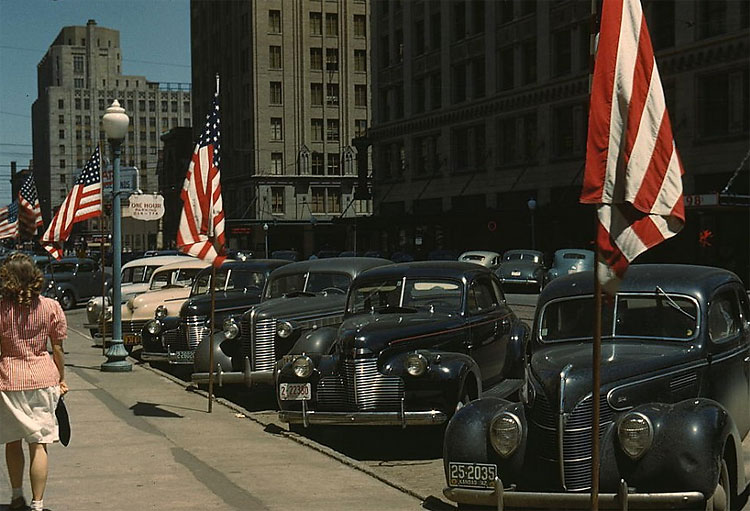648 Rare Color Photos From the Depression Era