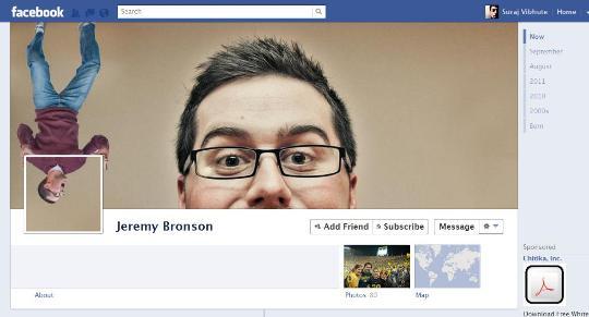 facebook timeline creative profile 15 ফেসবুক টাইমলাইন ইন্সটল!!!!!!