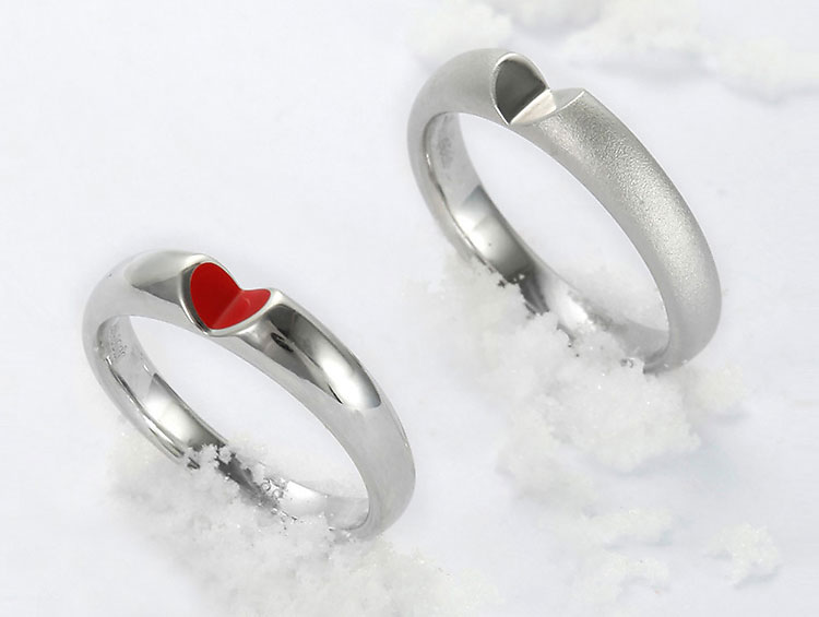1221 Give U My Heart Ring by Innopark