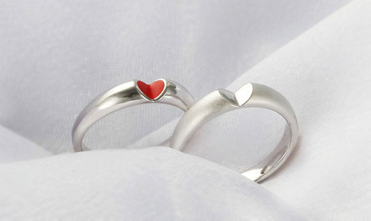 461 Give U My Heart Ring by Innopark