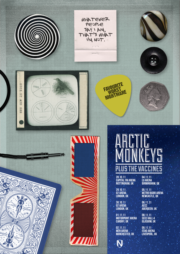 Arctic Monkeys - MegaPosters